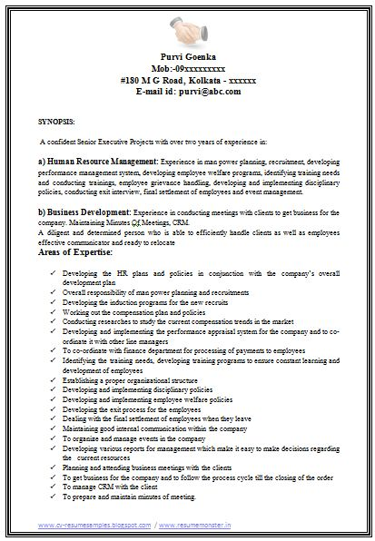 MBA Best Resume (Page 1) Career Pinterest Marketing resume - naukri resume format
