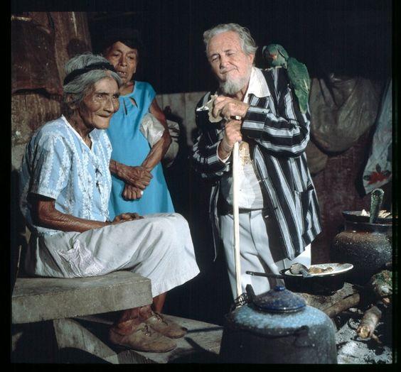 """Der """"Gringo Loco"""":  Für die Einwohner des mexikanischen Bergdorfs Xilitla war..."""