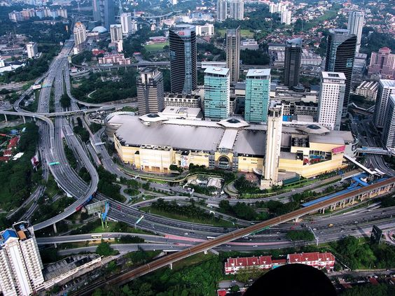 Mid Valley Megamall is a complex comprising a shopping mall, an office tower block, 30 offices, and 2 hotels located in Kuala Lumpur, Malaysia. It was opened in November 1999. The mall has 420,000 m² of total floor area, out of which 158,000 m² is leasable space.  It houses a 4,500 m² convention centre and it is situated adjacent to a 646 room business hotel named Cititel Midvalley and 30 units of exclusive 11 storey signature offices. A second hotel, Boulevard, opened in mid 2005.