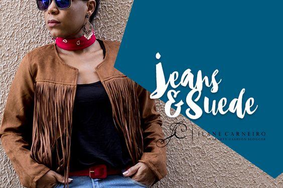 Hoje tem look do dia no Blog, que tal nos fazer uma visita para conferir todas as fotos?! São muitas. rsrs goo.gl/ghdf4q #jeans #suede #trend #tendencia #rosegal #lookdodia #fashion #moda #fashionblogger #banggood #emblemeyewear #EEBlackdap #ssabloggers #coletivossabloggers #blogueirabaiana #blogueirasbaianas #ibahiamodaeestilo #estilo #style