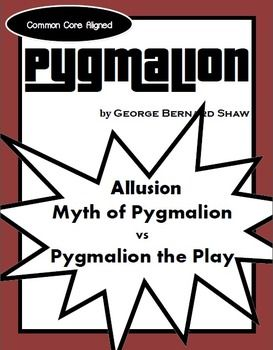 analysis of pygmalion act 1 Text, language, audience, time - analysis of george bernard shaw´s pygmalion my account analysis of george bernard shaw´s pygmalion essay  in act 1.