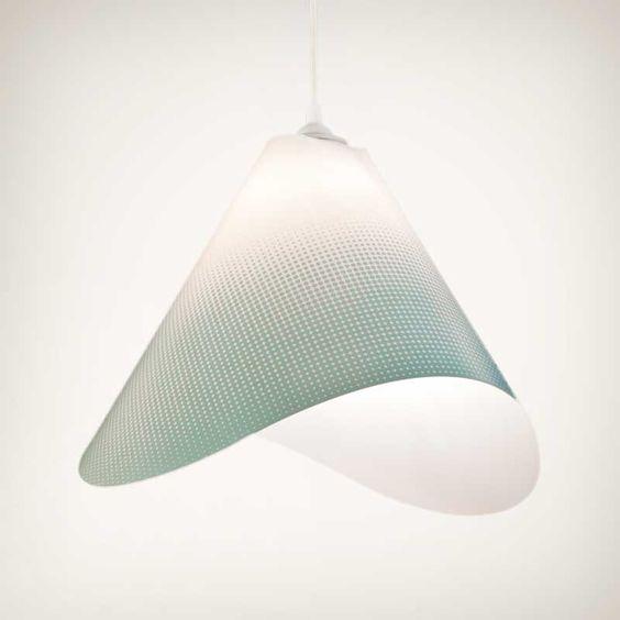 Miss Mixx Color sweet color - Lámpara de techo con diseños personalizables. Basada en los pequeños puntos de la naturaleza con degradados. Modelo reversible. Empieza tu diseño personalizable desde cero