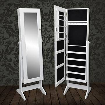 Pinterest the world s catalog of ideas - Armoire a bijoux miroir ...