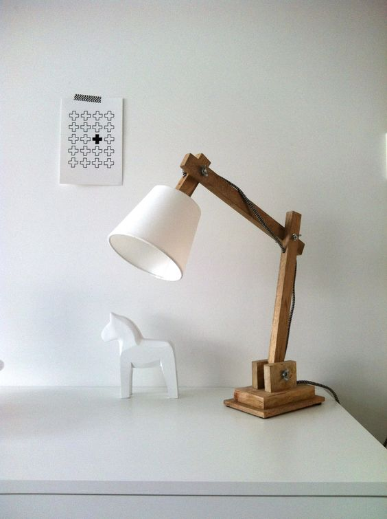 Coolest Desk Lamps: Cool Desk Lamp Light It Up Pinterest Offices Cabin And Design,Lighting