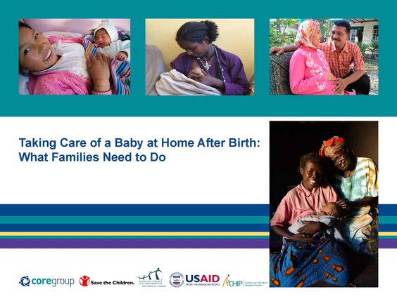 This flipbook contains key messages that pregnant women and their families need in order to plan care of an infant at home right after birth. This material is meant for outreach to pregnant women and their families with poor access to health services. These communities may also have low-literacy levels and/or poor access to health information.