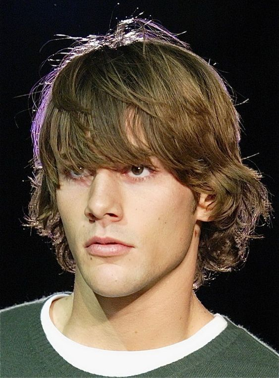 Superb Teen Boys Long Layered And Boys On Pinterest Hairstyles For Women Draintrainus