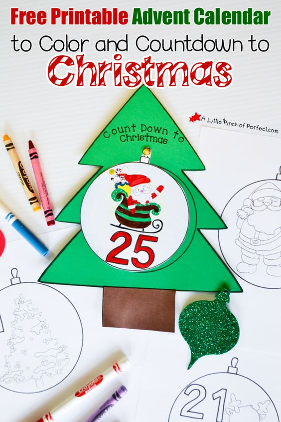 Kids Christmas Calendar Ideas : Pinterest the world s catalog of ideas