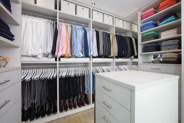 California Closets Walk-ins contemporary closet
