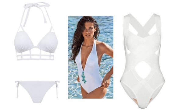 Best White Swimsuits
