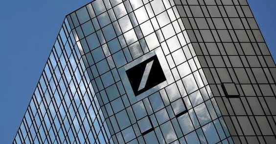 Deutsche Bank als Prügelknabe - US-Regierung mit 14-Milliarden-Drohung: Ist das die Rache für Apple? - http://ift.tt/2cWpsCg