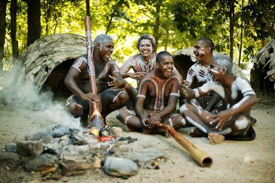 Cultura  aborigen  de  Australia