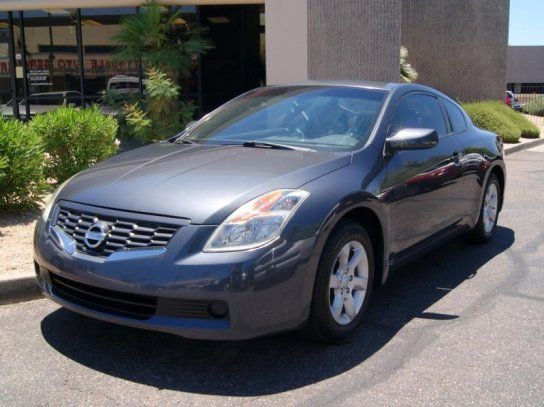 Coupe 2009 Nissan Altima 2 5 S With 2 Door In Scottsdale Az 85260 Nissan Altima Nissan Nissan Cars