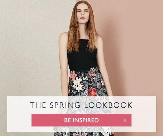 The Spring/Summer Lookbook