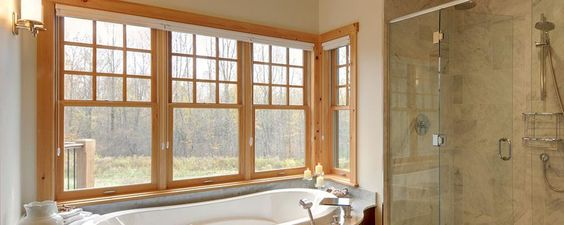 single hung retrofit windows for wide windows - Google Search