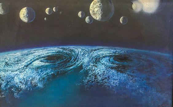 Выставка памяти космонавта Леонова в Калининграде