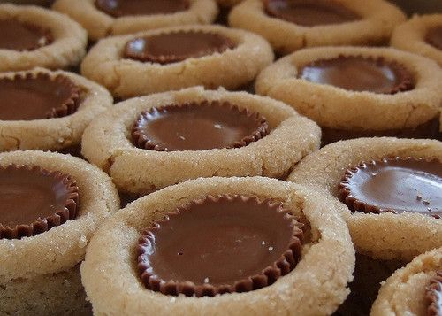 peanut butter cup cookies @yummy