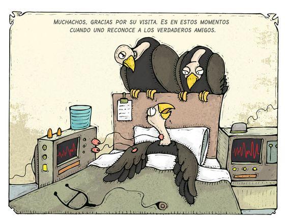 Amigos incondicionales =)