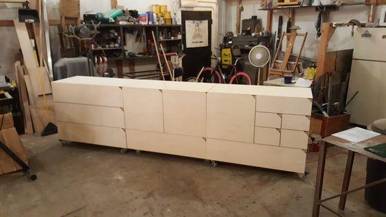 custom cabinet - Imgur