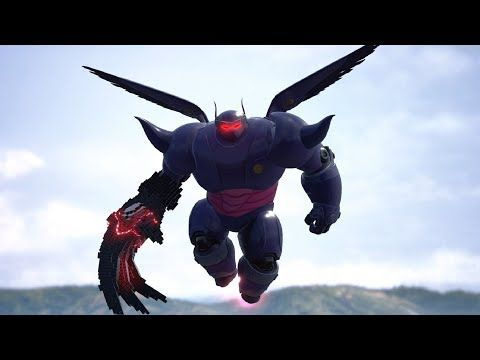 Kingdom Hearts 3 Dark Baymax Boss Fight 15 Youtube Kingdom Hearts 3 Kingdom Hearts Baymax