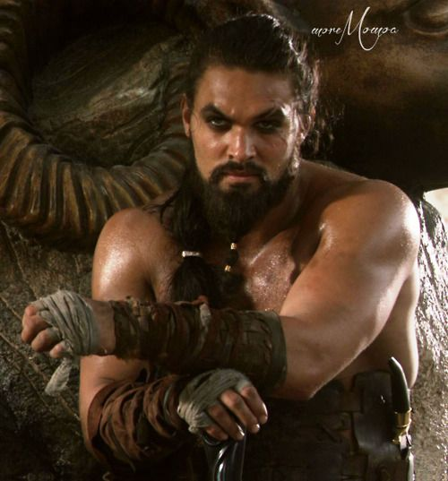 Khal Drogo, Jason Momoa And Game Of Thrones On Pinterest