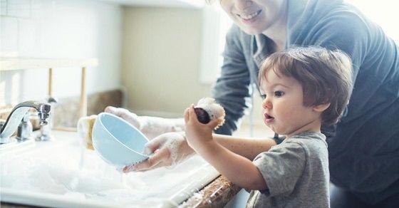 Mẹo dạy trẻ 2 tuổi thông minh vượt trội như người Nhật