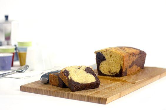 Cómo hacer un bizcocho marmolado en Crock Pot o slow cooker. Receta paso a paso. Cocina bizcochos y dulces en tu olla de cocción lenta.