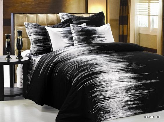 Cute Duvet Set White Bed Set Black And White Bedspreads Bedding Sets