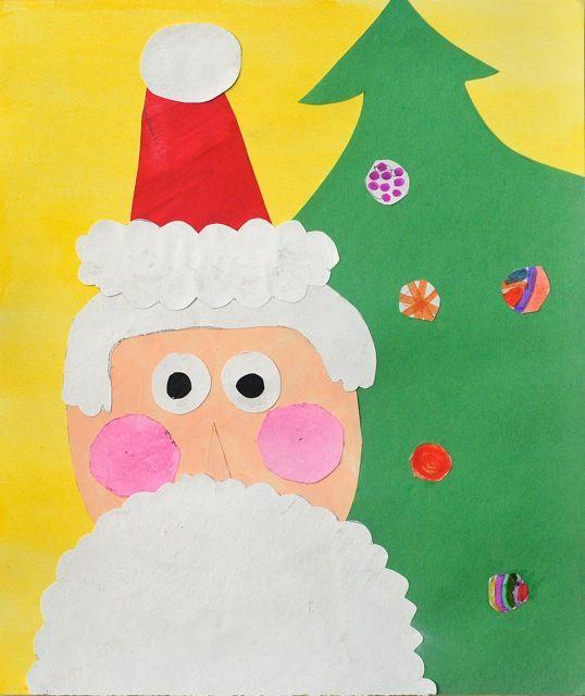 Scribble Art Studio #savannah #pooler #santaclaus #christmas #tree #pinkcheeks
