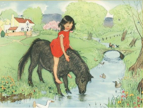 Muriel Dawson - ''Happy Childhood'':