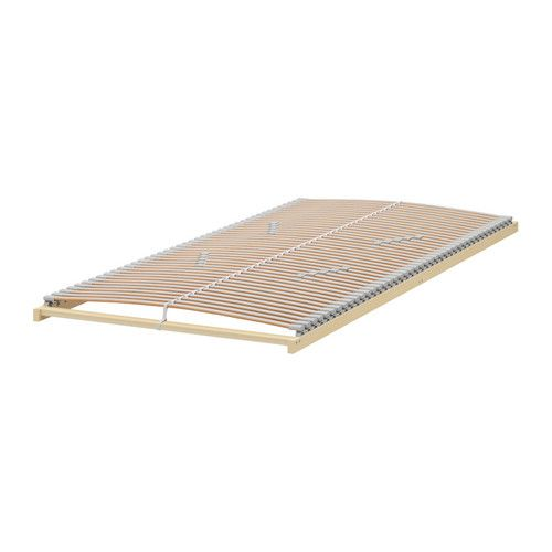 sultan laxeby slatted bed base ikea use with sultan legs