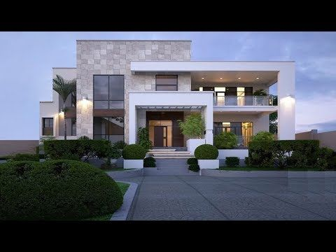 Cute Ultra Modern House 2500 Sft For 25 Lakh Elevation Interiors Design Yo Modern Exterior House Designs Modern House Plans Contemporary House Exterior