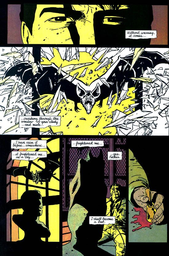 Batman: Year One, Franck Miller & David Mazzucchelli