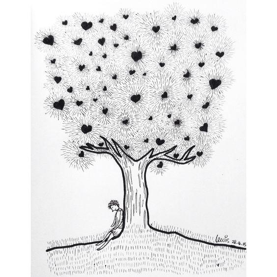 Under the wishing tree