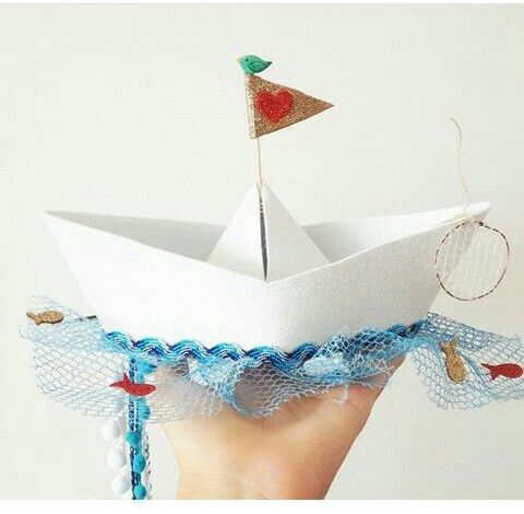 Barquinho de papel e outras coisas