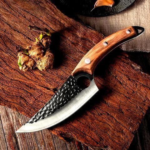 Skarde Viking Forged Knife Boning Knife Knife Making Knife