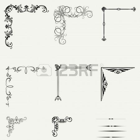 Margenes decorativos buscar con google dibujos - Paginas web de decoracion ...