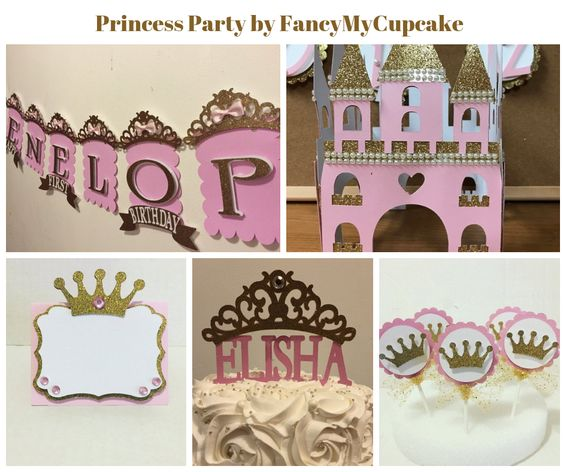 Princess Party by FancyMyCupcake