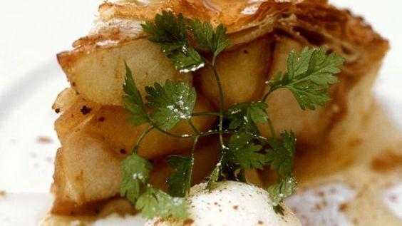 Rezept: Apfel-Pie