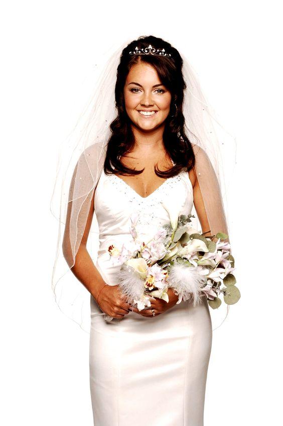 lacey turner' eastenders' wedding'