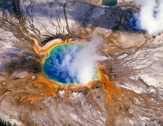 Yellowstone National Park - United State ~ @My Travel Manual