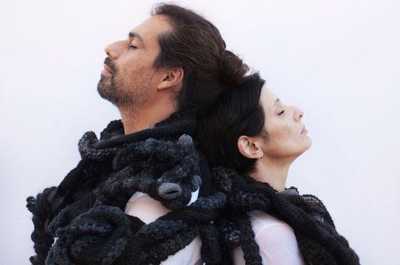 Ansiosa Hormona - Esta linea de joyería textil propone la igualdad entre sexos
