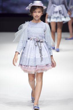 Larrana y sus Lindos Vestidos para Niñas Primavera Verano 2015 | De todo Niños