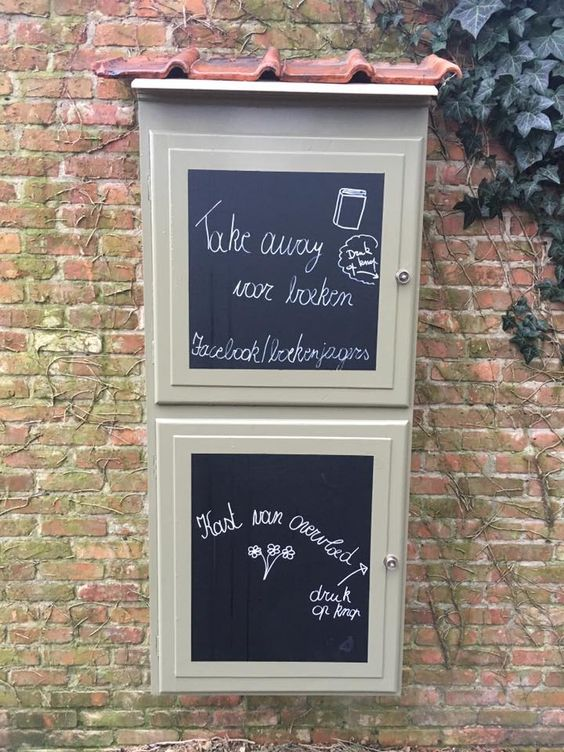 Boeken Take Away Hingene