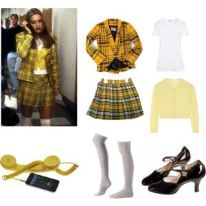 L.jpg (300u00d7300) Clueless outfit   The 90u0026#39;s Rule   Pinterest   Outfit Clueless and Clueless outfits