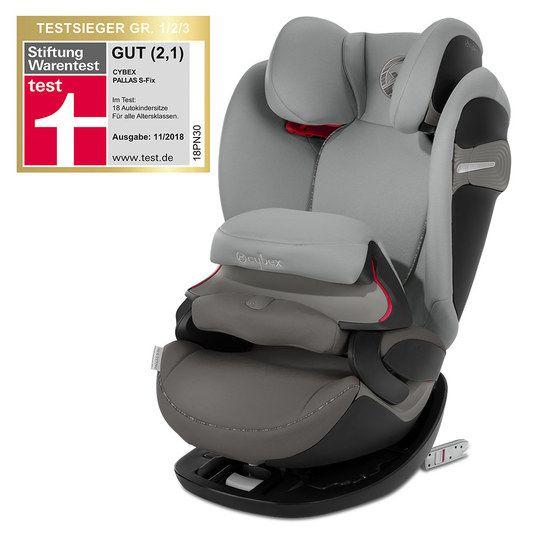 Cybex Kindersitz Pallas S Fix Manhattan Grey Mid Grey Kollektion 2019 Kindersitz Baby Kindersitz Und Traumleben