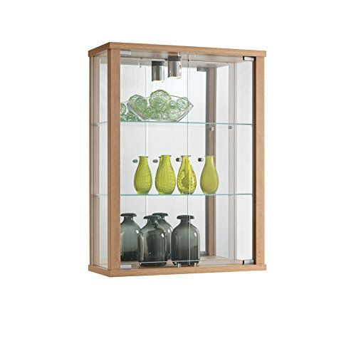 Entry Plus Wall Mounted Lockable Glass Display Cabinet In Various Colours Wood Wall Mounted Display Cabinets Glass Cabinets Display Living Room Glass Cabinet