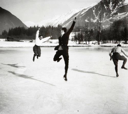 J.-H. Lartigue St Moritz -1913