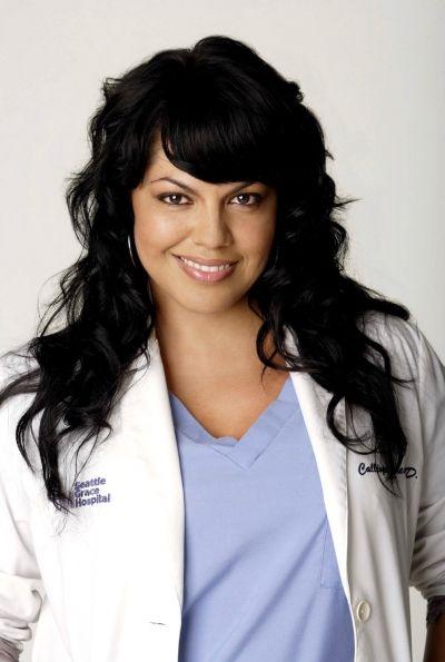 Callie Torres - Grey's Anatomy. Wish I looked like her!!! So beautiful.