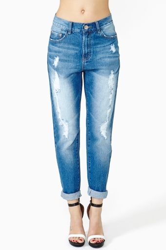 Ex Boyfriend Jeans - True Blue