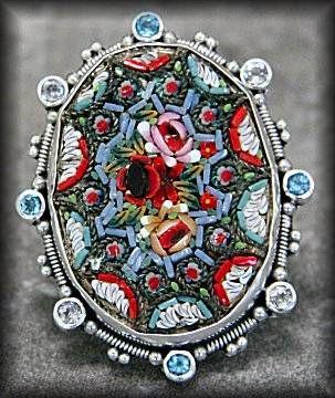 Bijuterias com mosaicos